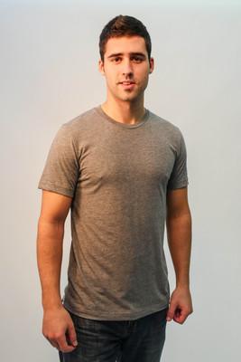Navy Triblend T-shirt