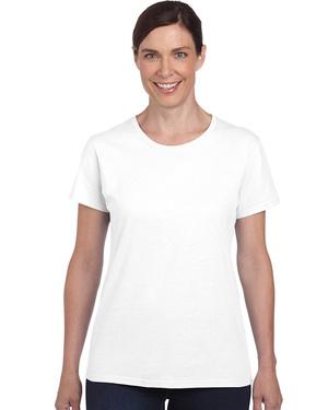 Lime Gildan Missy Fit T-shirt