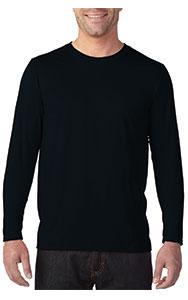 47400 Gildan Long-Sleeve Tech T-shirt