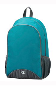 Teal/Charcoal Champion Capital Backpack