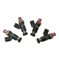 Set of 4 Racing Performance Fuel Injectors 1000 cc/min at 43 PSI