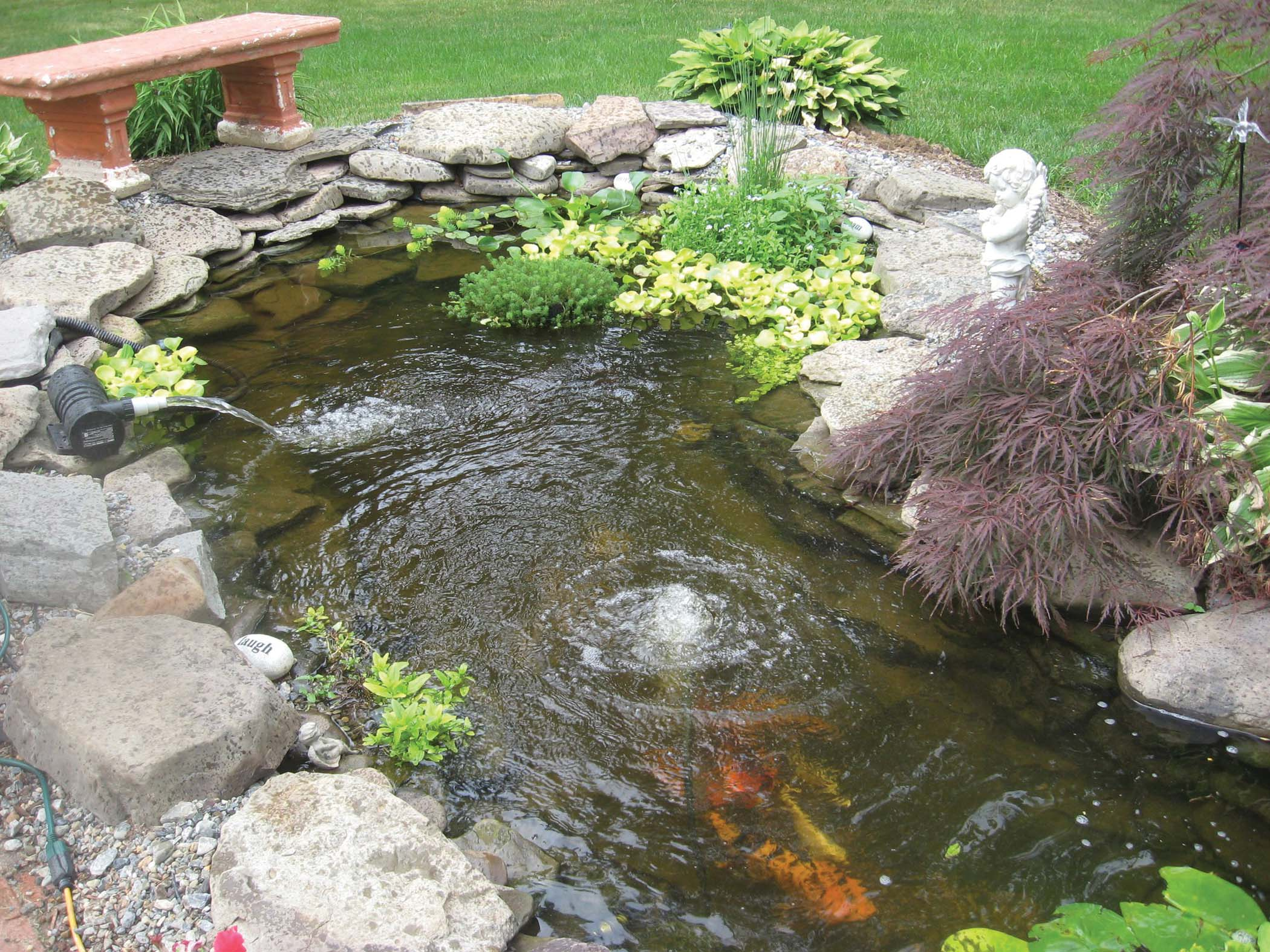 Garden Pond And Koi Pond Aeration Kits
