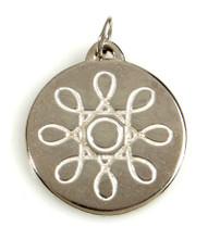 BioResonance PRO Pendant in Silver