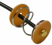 Universal Single Contact Lamp Base Socket Pigtail