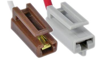 Set Of Gm Hei Distributor And Tachometer Repair Pigtail Connectors - Wiring Diagram