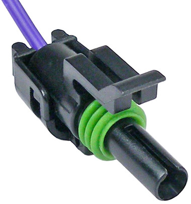 gm single wire o2 sensor repair connector pigtail the repair rh repairconnector com gm steering column wiring plugs gm wiring connector pins