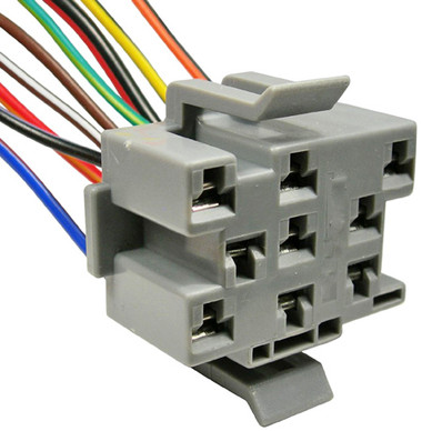 Ford Headlight Switch Repair Connector 86 thru 97