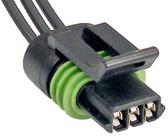 3 Wire Crankshaft / Coolant Temp Sensor Connector