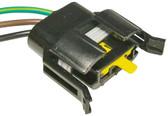 Ford Lamp Socket Base 90 Degree Black