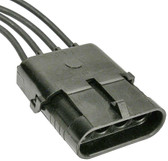 WeatherPack 4 Way Shroud Connector