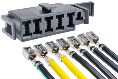 ford wiring terminals example electrical wiring diagram u2022 rh olkha co Terminal Connectors Types Electrical Terminal Connections