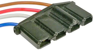 1961 - 1973 GM Alternator Regulator Repair Connector