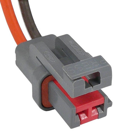 Ford Gray Engine Cooling Fan Switch Connector