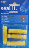 Posi Seal Yellow 12 Ga. 4 Pack