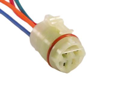 3 or 4 Terminal Hitachi Alternator Connector