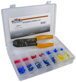 230 Pc Terminal Kit with Tool