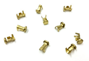 Lamp Socket Pigtail Contact Button Repair