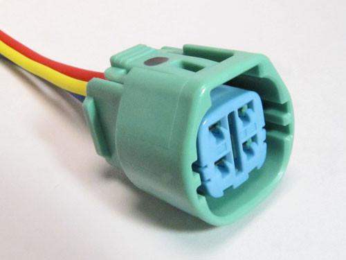 nippon denso alternator wiring diagram honda    nippondenso    mitsubishi square plug    alternator    repair  honda    nippondenso    mitsubishi square plug    alternator    repair