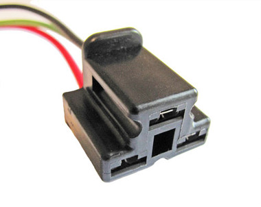 Bosch Alternator and Voltage Regulator 3 wire connector