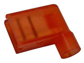 Vinyl Insulated Flag Terminal 22-16 AWG .250 Width
