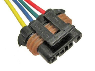 CS130D Series Delco Alternator Repair Connector