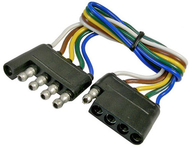 5 Way Trailer Wiring Connector