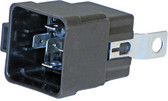 Sealed 5 Pin Relay W/Resistor 12V 30-40 Amp SPDT