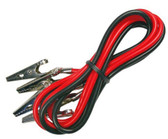"30"" Test Leads with Alligator Clips"