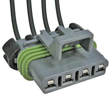 gm blower motor resistor repair pigtail connector 4 wire the 6 Wire Wiring Diagram resistor wiring diagram 7 wire pigtail