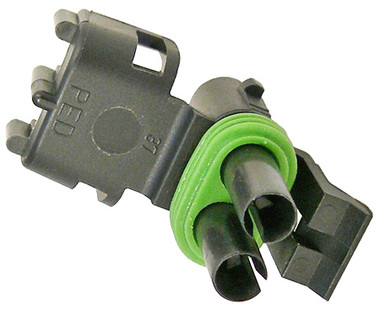 WeatherPack 2 Cavity Male Tower Connector