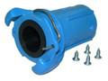 "NHC-3/4 Nylon Hose Coupling For 34mm (1 5/16"") O.D. x 19mm (3/4"") I.D. Blast Hose - Dealer"
