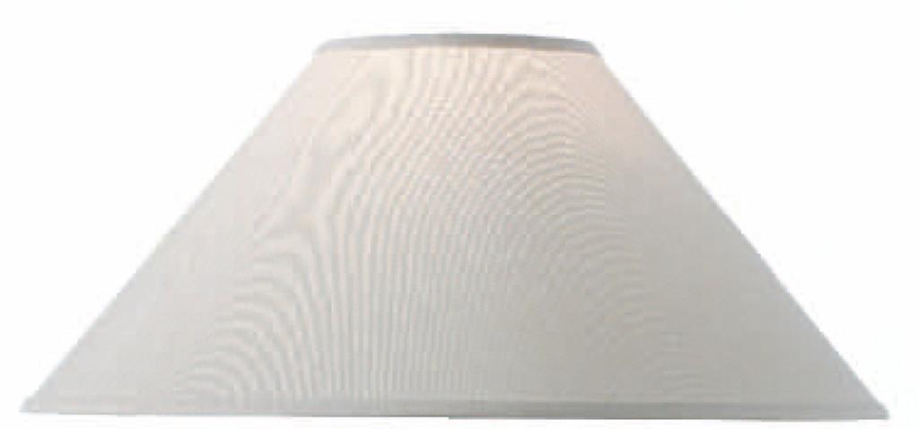 Natural Linen Floor Lamp Shade 21 inch