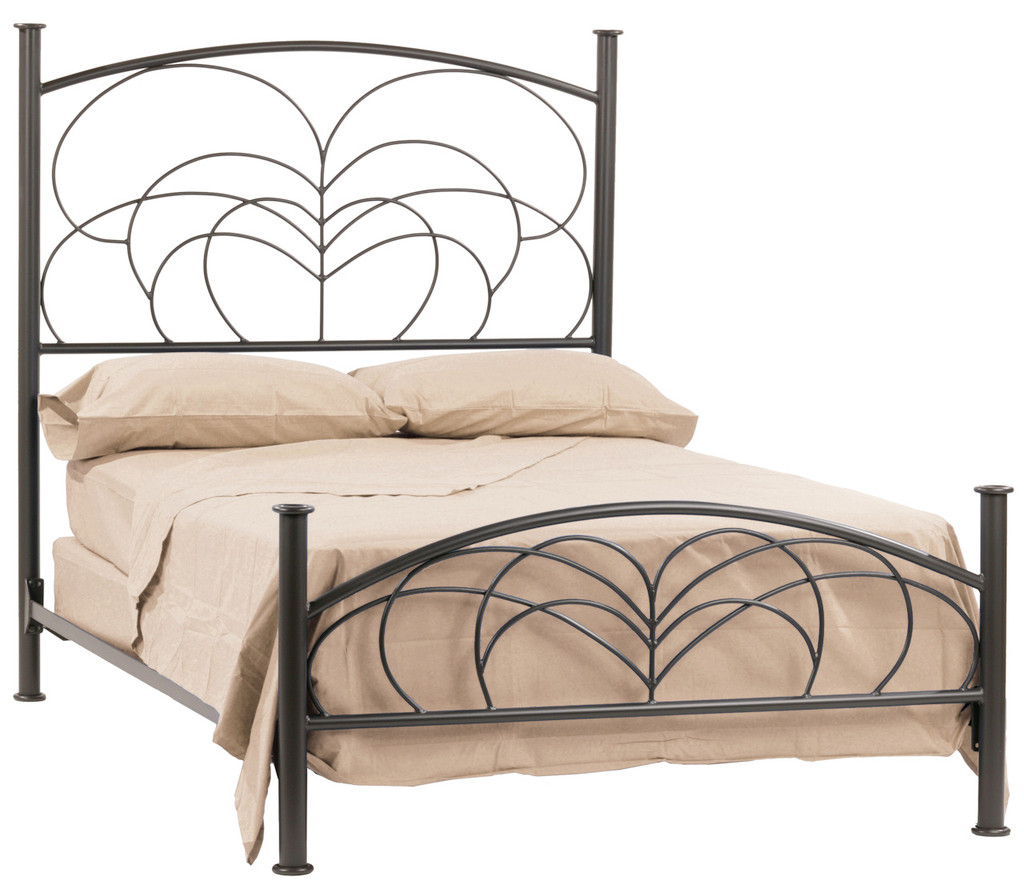 Willow Iron Full Bed