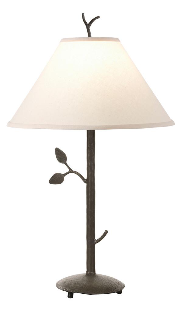 Leaf Iron Table Lamp