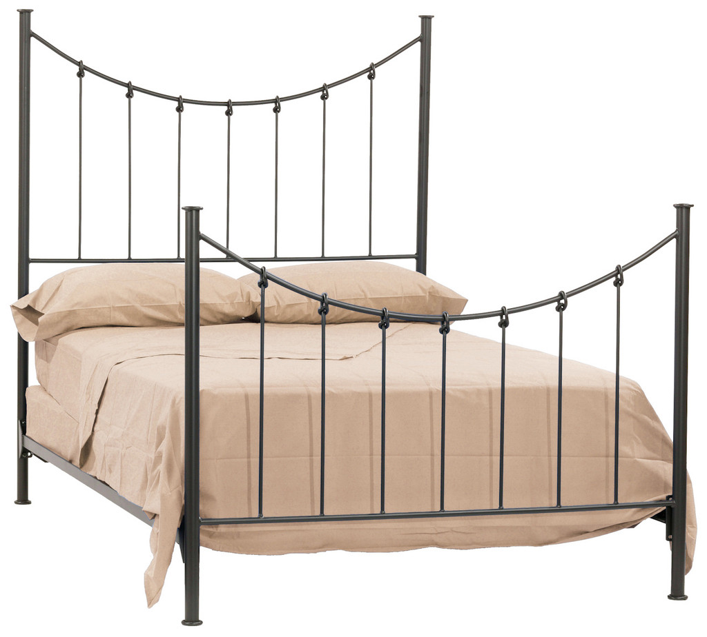 Knot Iron Twin Bed