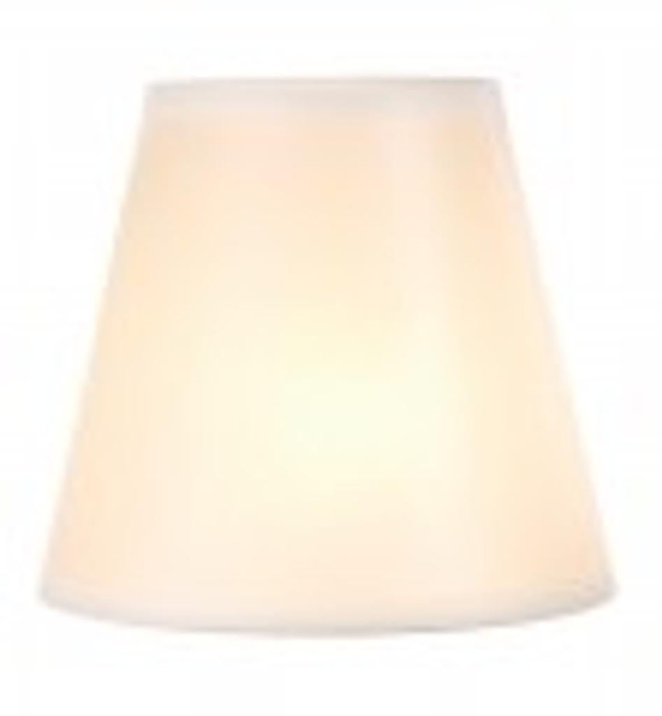 Ivory Glow Lamp Shade (11 x 18 x 11.5)
