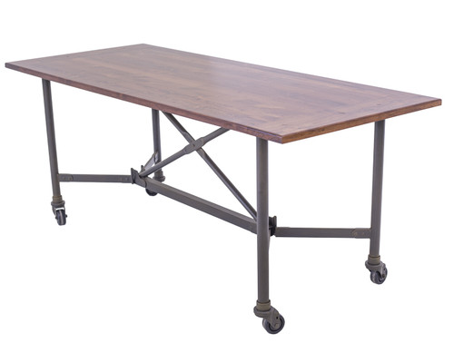 Trestle Folding Banquet Table
