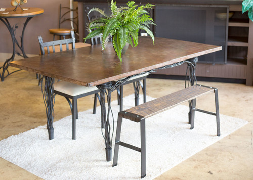 Rush Farm Dining Table