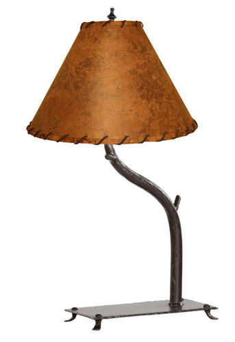 Woodland Twig Iron Table Lamp