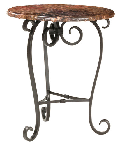 Stratford Iron Occasional Table