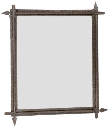 Quapaw Iron Wall Mirror