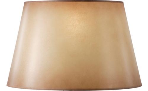 Amber Glow Floor Lamp Shade (14 x 19 x 12)