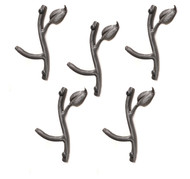 Sassafras Single Hooks- 5 Piece Set