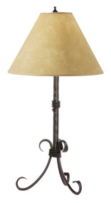 Breckenridge Iron Table Lamp