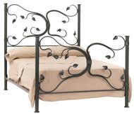 Eden Isle Iron Queen Bed