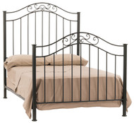 Richmond Iron Cal King Bed