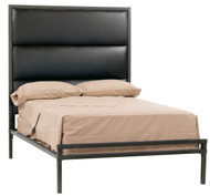 Iron Loft Bed