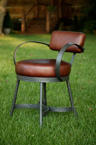 Cedarvale Iron Arm Chair