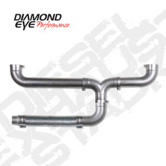 Diamond Eye Universal Dual Stack Kit