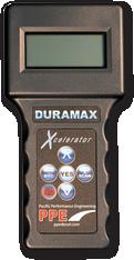 111020000 - PPE XCELERATOR STANDARD TUNER 2001-2010 CHEVY GMC DURAMAX 6.6L LB7 LLY LBZ LMM